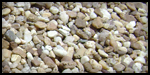 1/2 inch Brown River Gravel